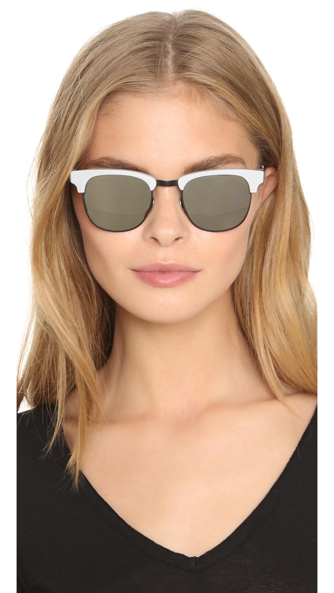 8c5fc8c622b Lyst - Westward Leaning Vanguard 11 Sunglasses in Gray