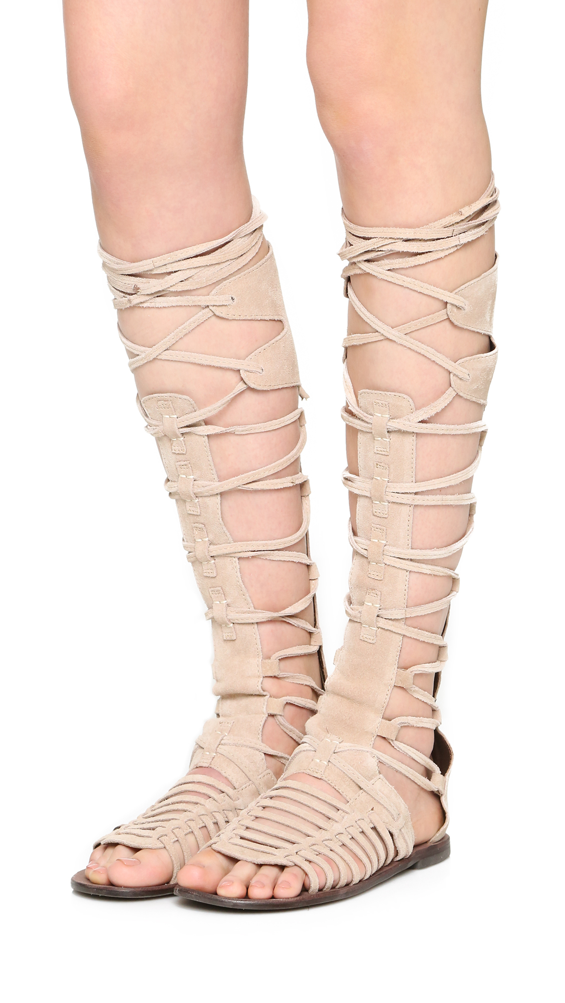 f009581d8df Gallery. Previously sold at  Shopbop · Women s Gladiator Sandals Women s Free  People ...
