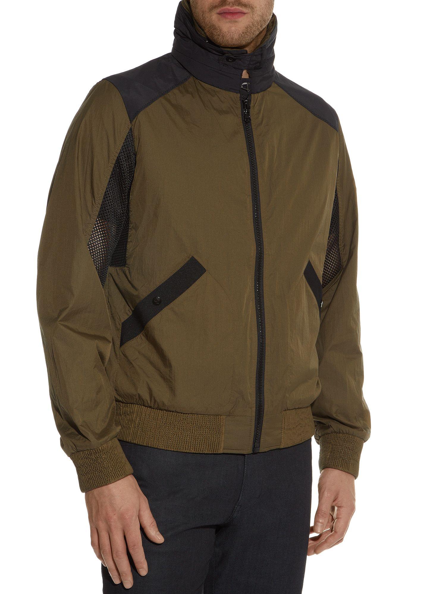 Victorinox Aerostat Jacket in Army (Green) for Men