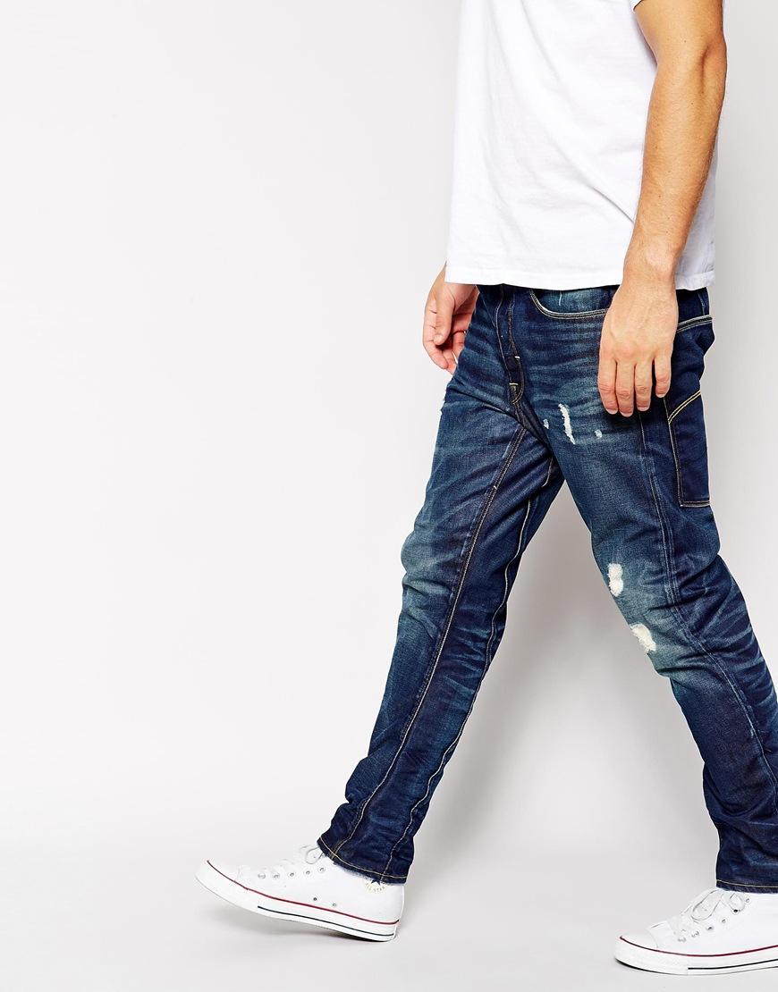 g star raw g star jeans type c 3d loose tapered vintage. Black Bedroom Furniture Sets. Home Design Ideas