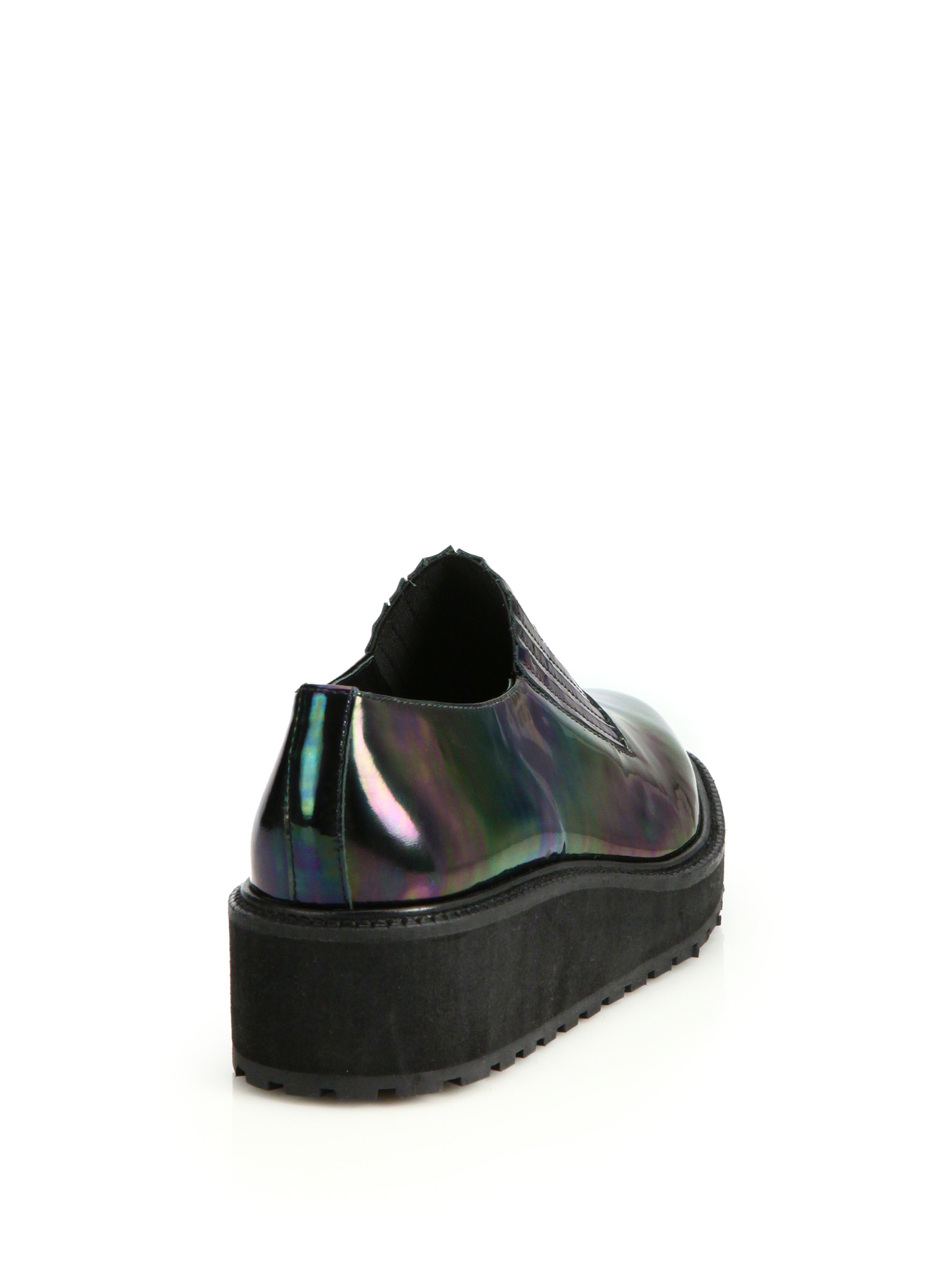 cheap price wholesale price Loeffler Randall Patent Leather Platform Sneakers shop for quality from china wholesale get authentic cheap price free shipping cheap online nJ9aq1ik