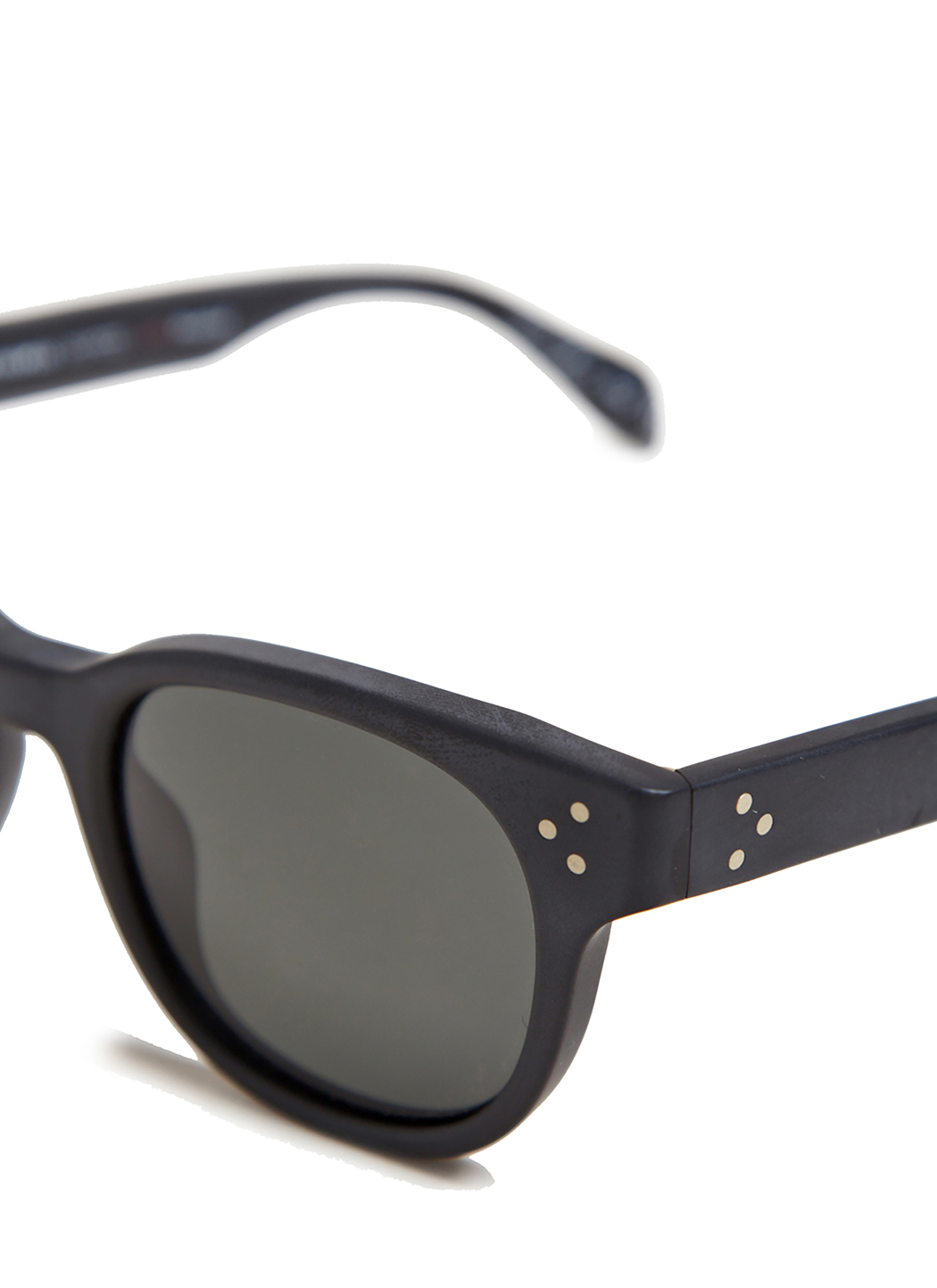 Polar 1 Sunglasses  oliver peoples mens afton sun matte black with midnight express