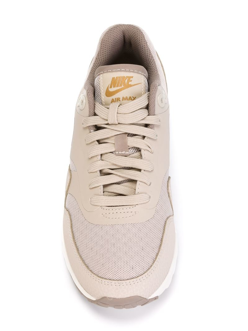Lyst - Nike 'Air Max 1 Ultra Essential' Sneakers in Gray