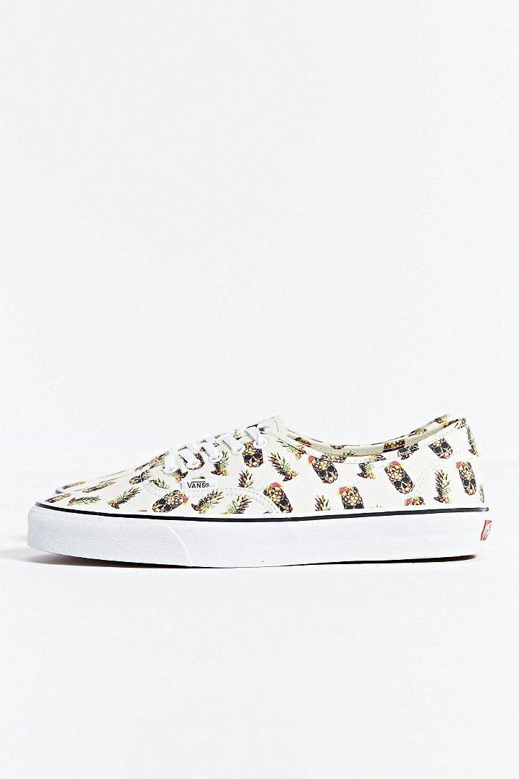 Vans Authentic Pineapple Sneaker in