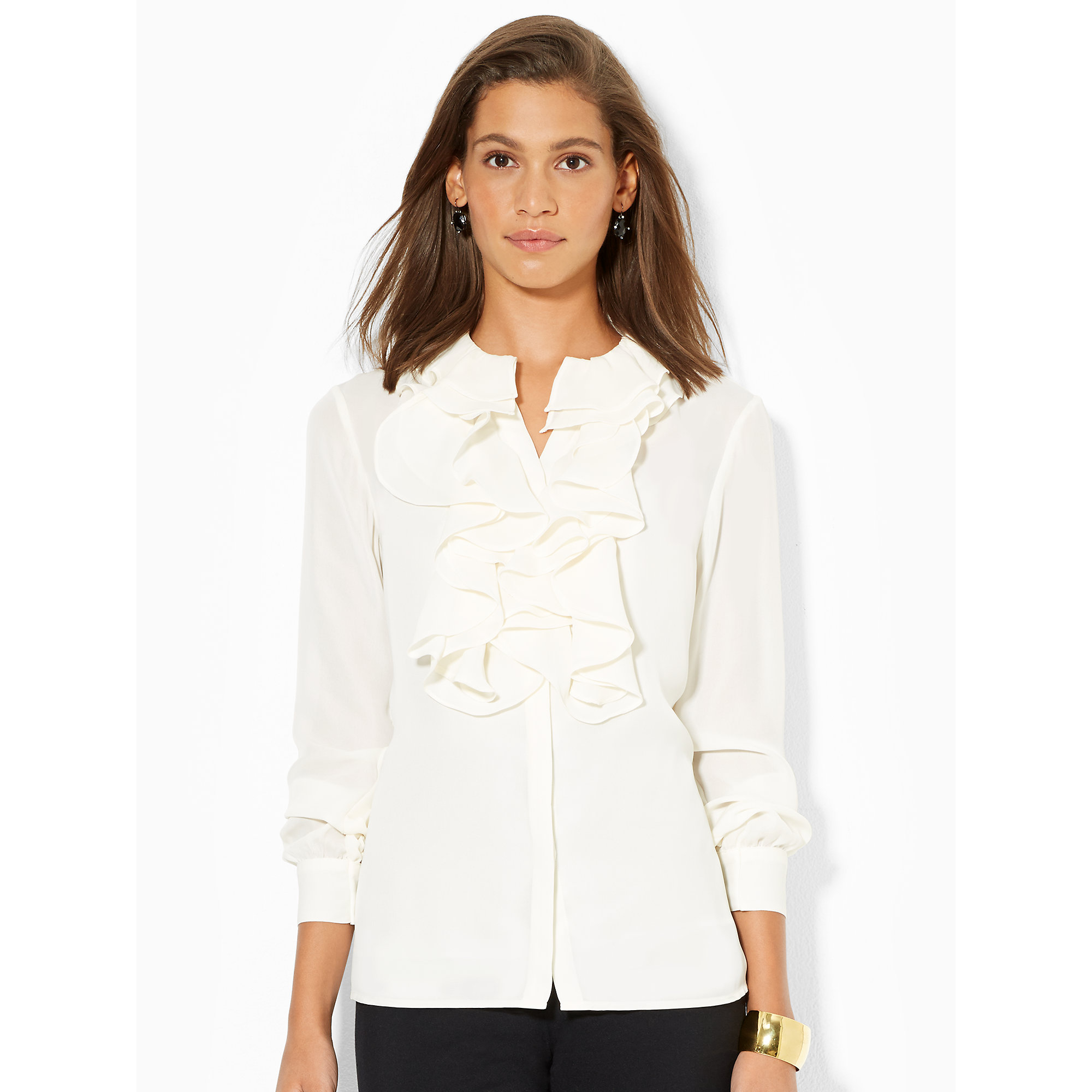 Artisan-made women's long sleeve shirts are handcrafted of natural fibers at Peruvian Connection. Our luxuriously soft pima cotton tunics, women's blouses and women's turtlenecks are a versatile match for one of our women's skirts, dress pants or jeans.