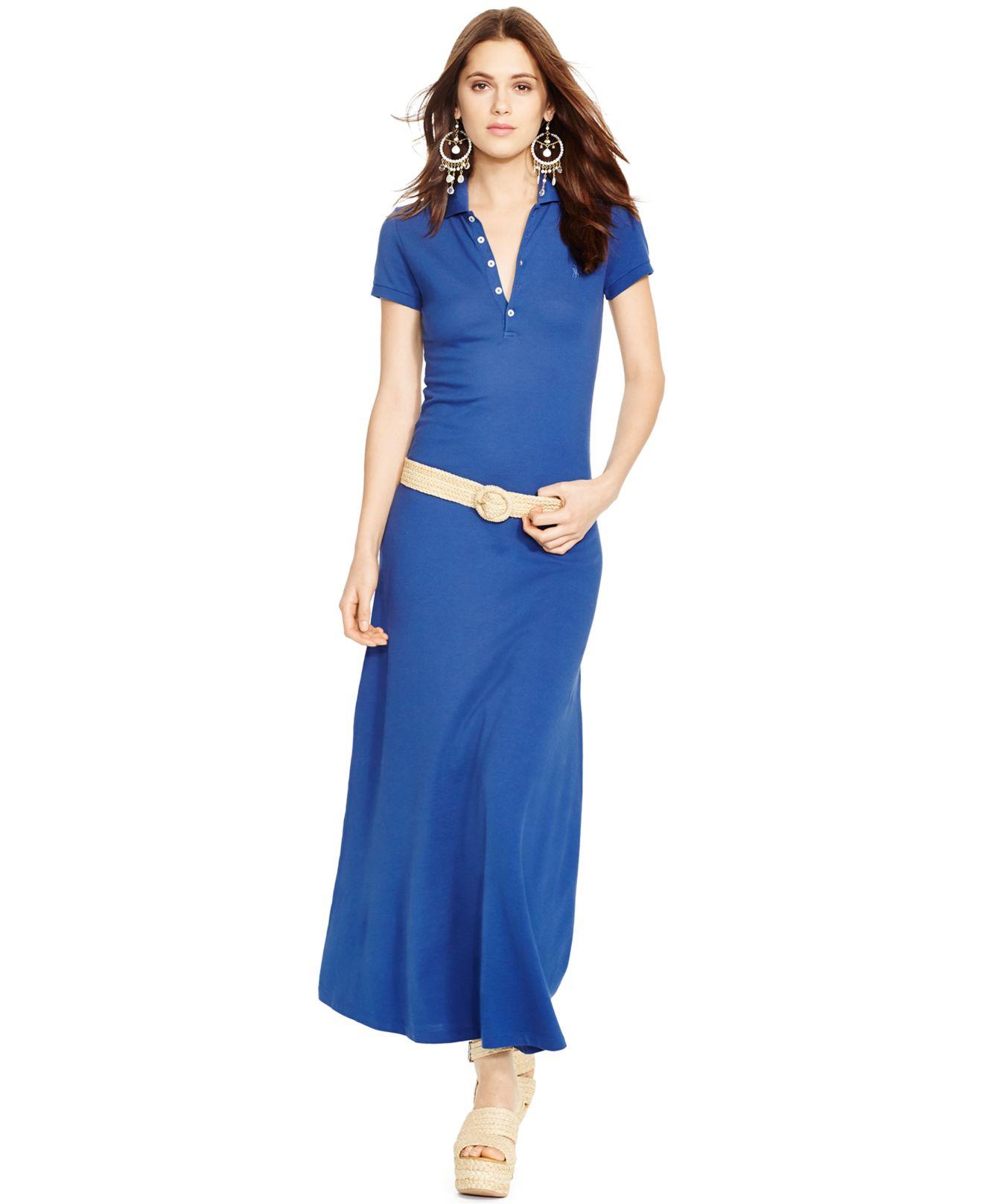 Lastest Sell Ralph Lauren Polo Dress Women Dress Casual Dress Sporty Dress