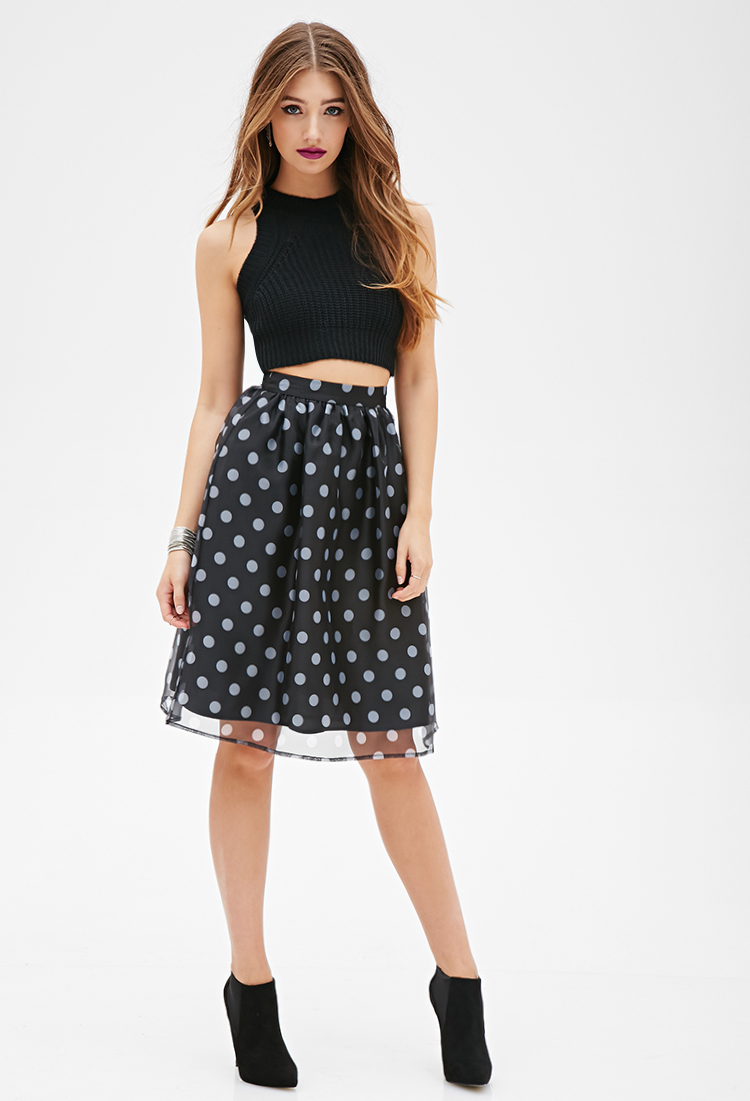 Discussion on this topic: 21 Flirty Polka Dot Skirts To Try , 21-flirty-polka-dot-skirts-to-try/