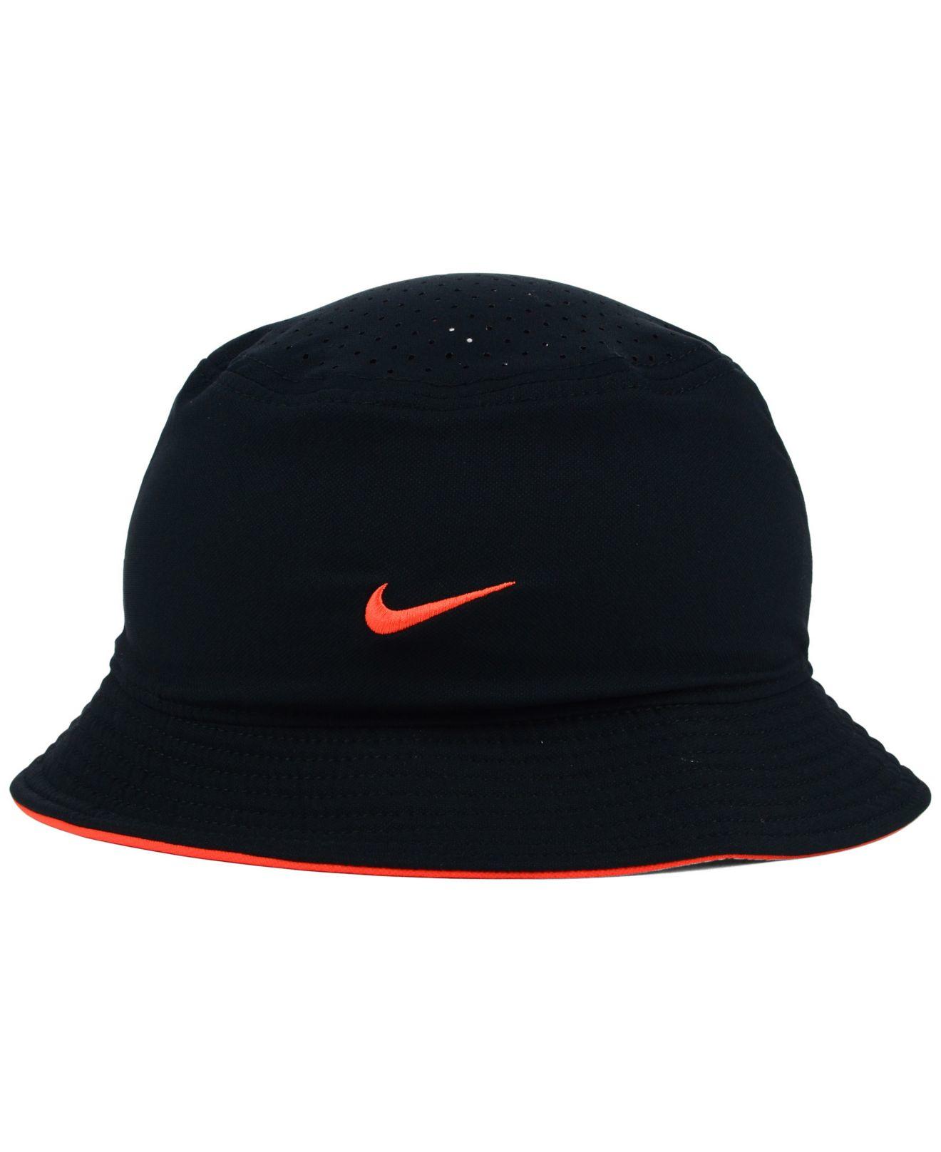 ... switzerland lyst nike san francisco giants vapor dri fit bucket hat in  black 81002 4dfb8 ... 4f2d9f12042