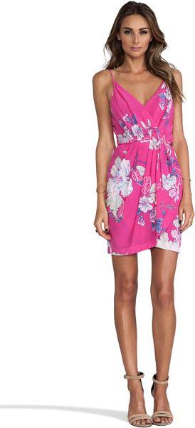 Yumi Kim Jayne Dress In Pink Pink Japanese Lyst