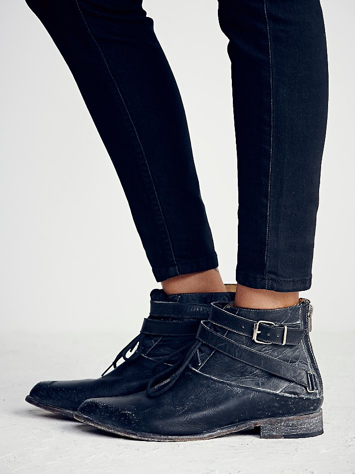 Lyst Free People Faryl Robin Womens Meray Lace Up Boot