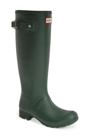 Excellent Hunter 39Original Tall39 High Gloss Rain Boot Women Womens