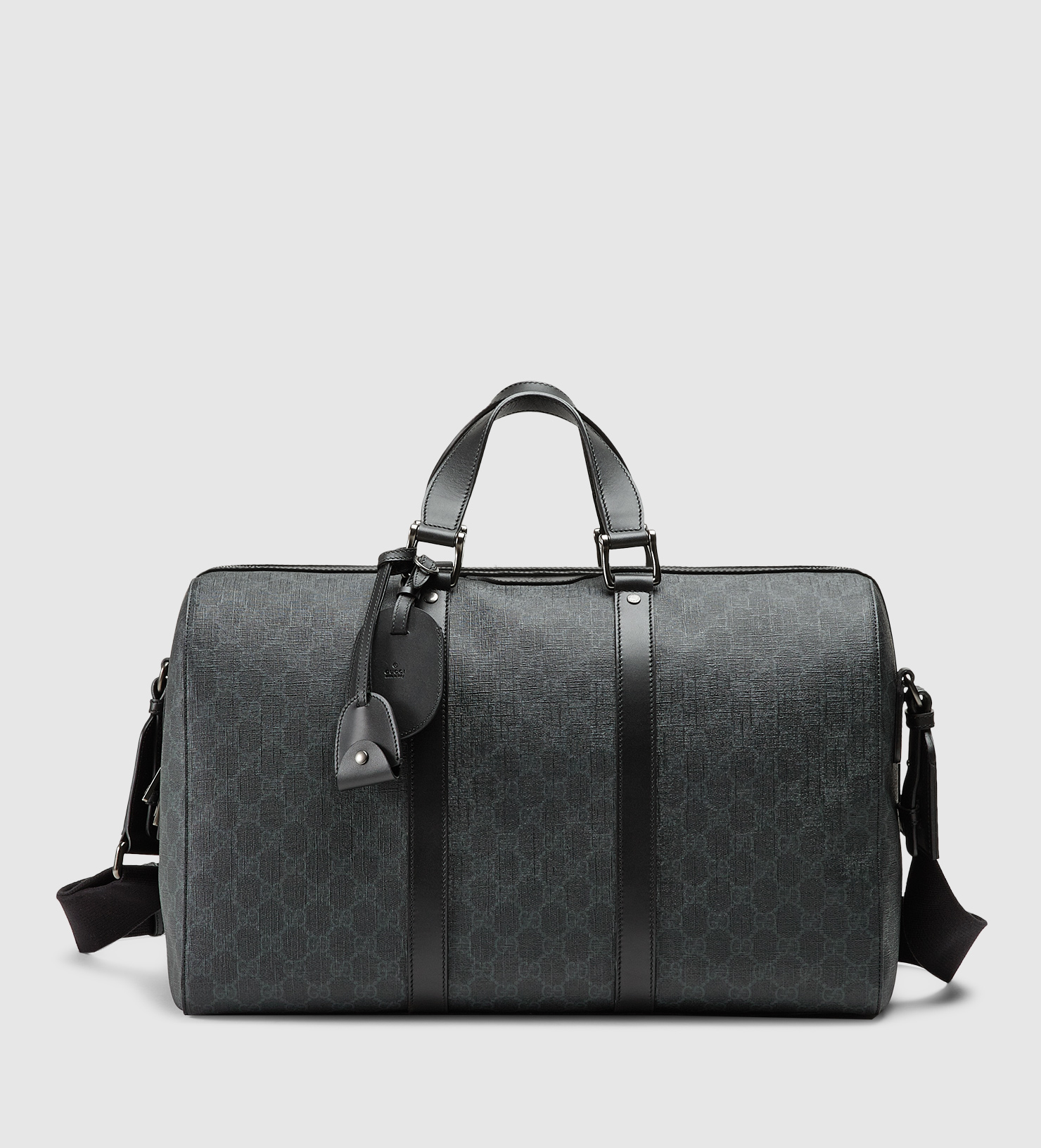 ca27c3e77c9083 Gucci Supreme Canvas Duffle Bag | Stanford Center for Opportunity ...