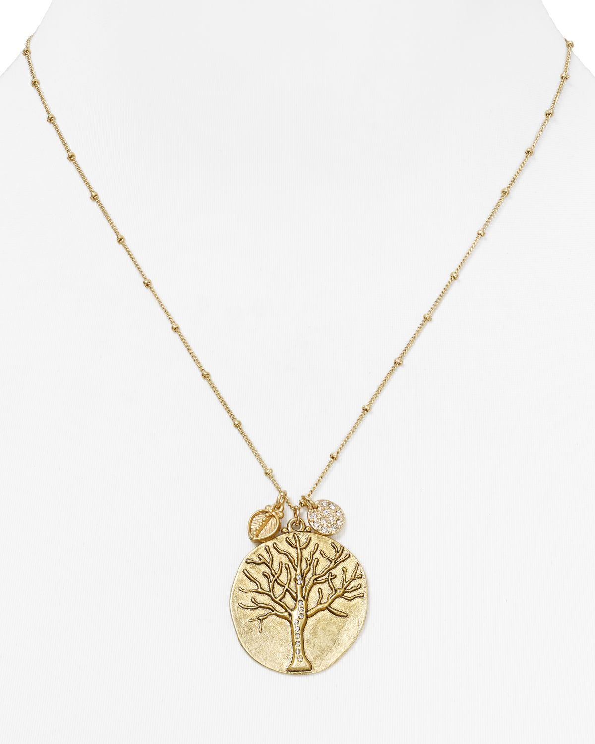 tree life biba shop of rose necklace silver pendant