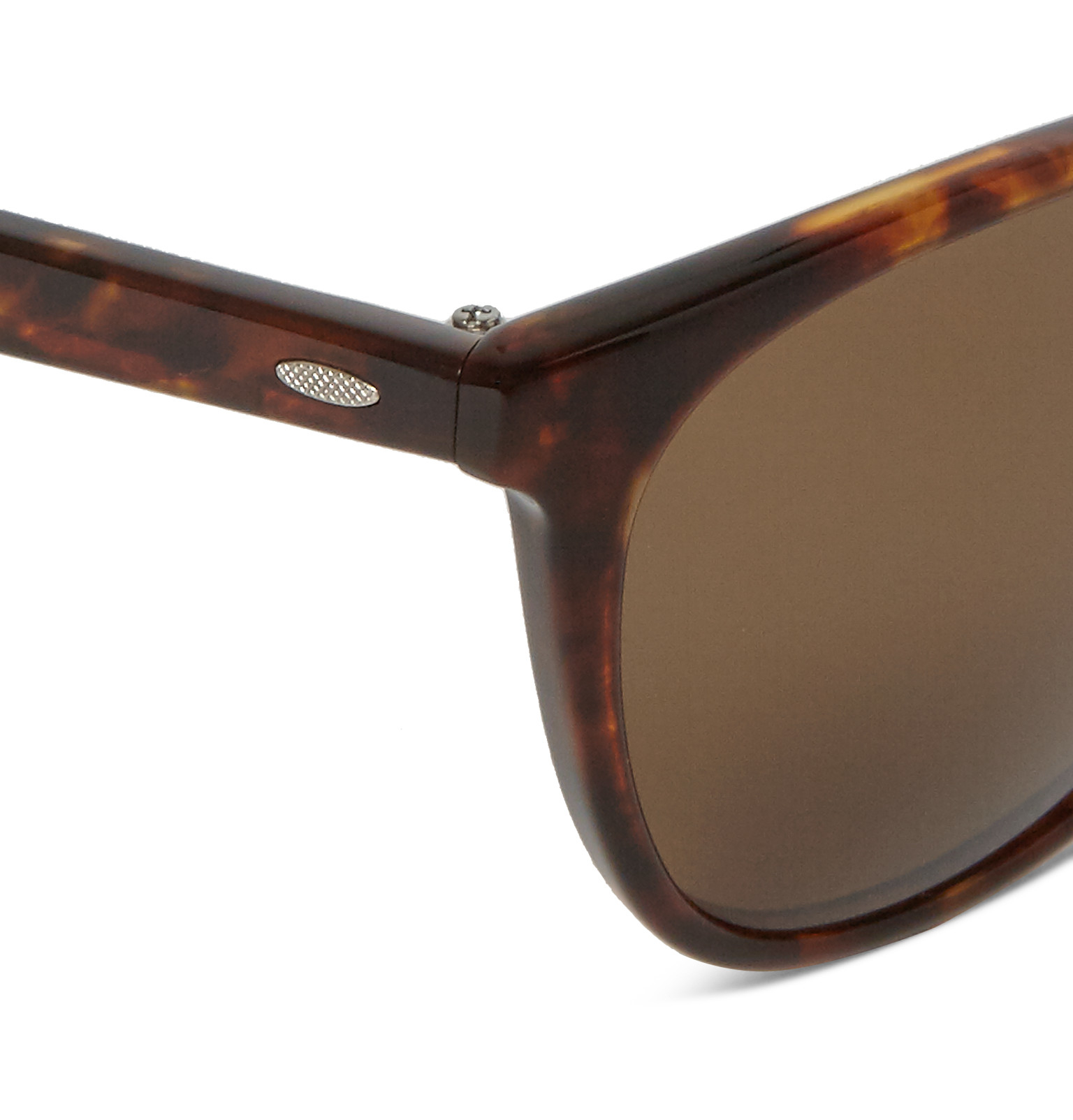 Barton Perreira Dean Square-frame Acetate And Gold-tone Sunglasses in Blue for Men