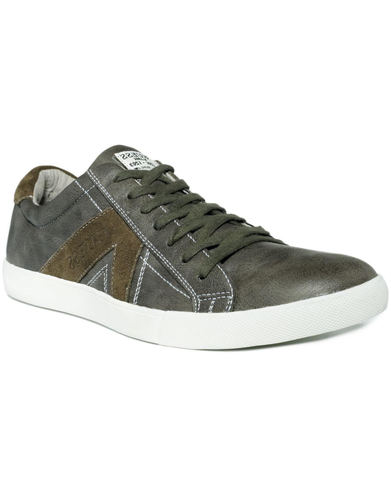Guess Jocino Sneakers in Gray for Men (grey) | Lyst