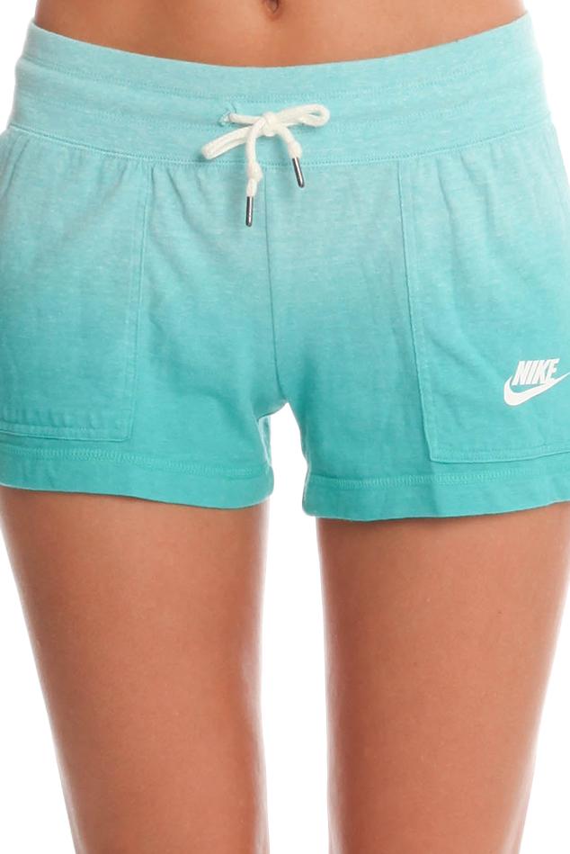 758039f3b4bbd Lyst - Nike Vintage Dip Dye Shorts in Blue
