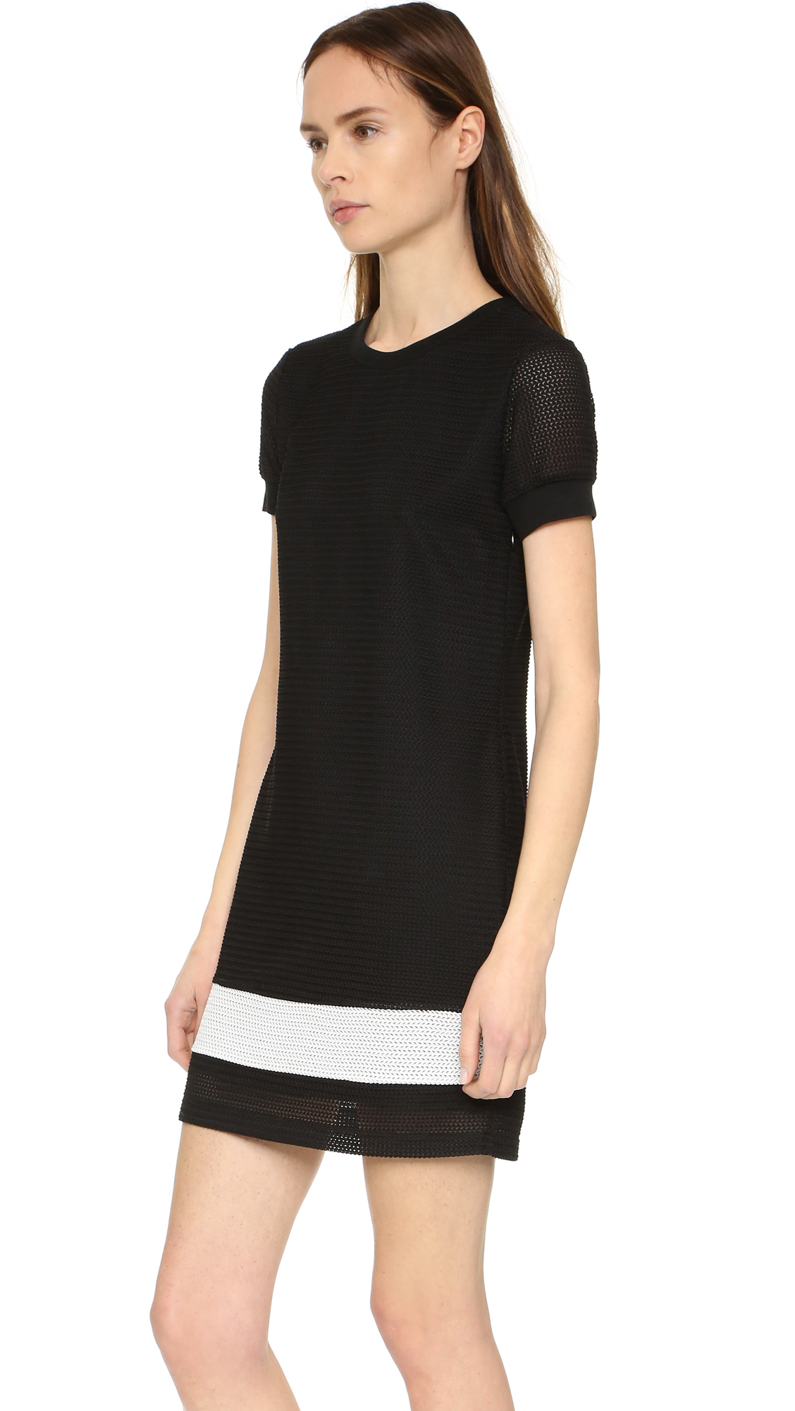 Rag U0026 Bone Valerie Dress In Black | Lyst
