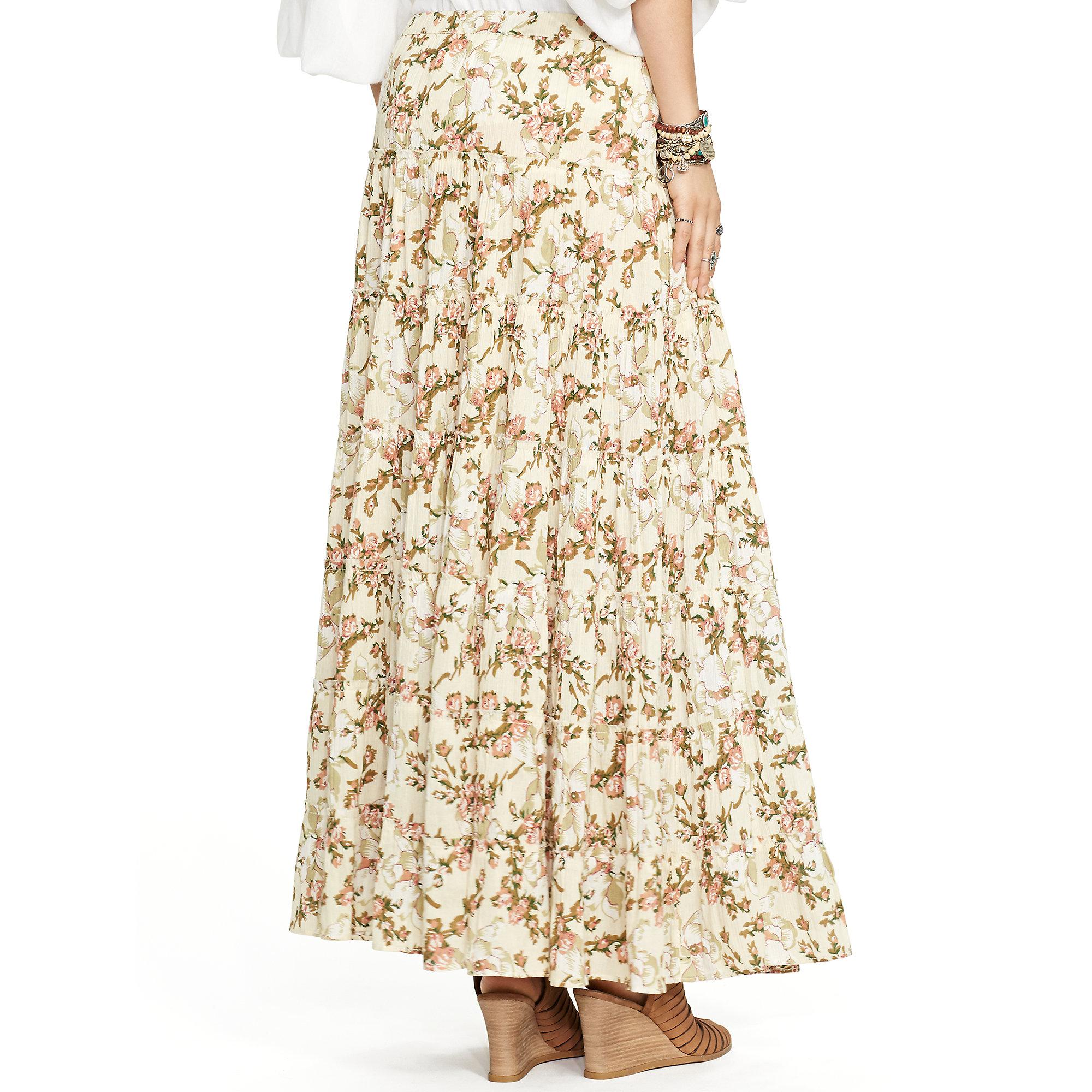 adfa3cbc71 Ralph Lauren Denim And Supply Maxi Skirt