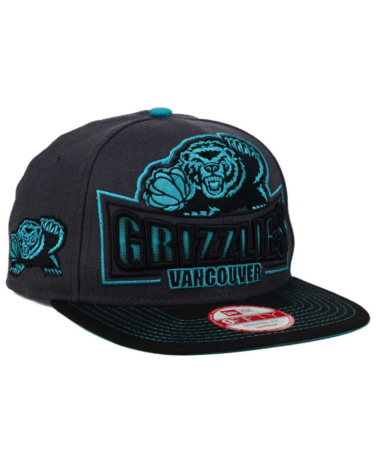 official store new images of autumn shoes switzerland memphis grizzlies new era nba retro triangle 9fifty ...