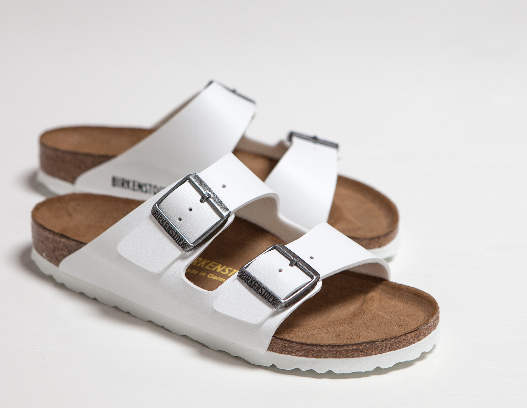 2fa82b593c Lyst - James Perse Birkenstock Arizona Sandal - Mens in White for Men