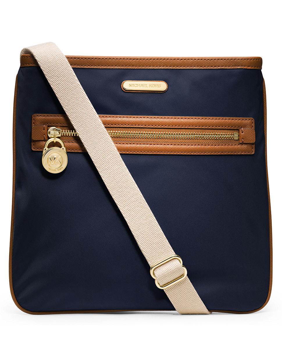 a120ec985f76 Michael Kors Nylon Crossbody Bag | Stanford Center for Opportunity ...