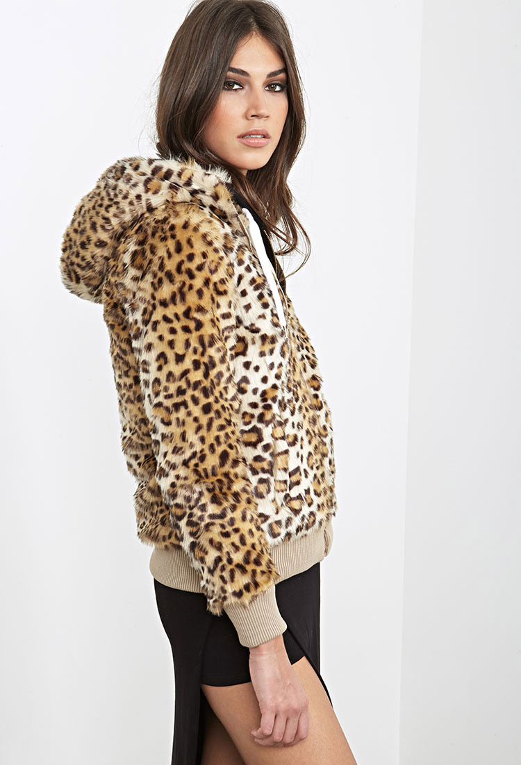 Shop for leopard faux fur coats at universities2017.ml Free Shipping. Free Returns. All the time.