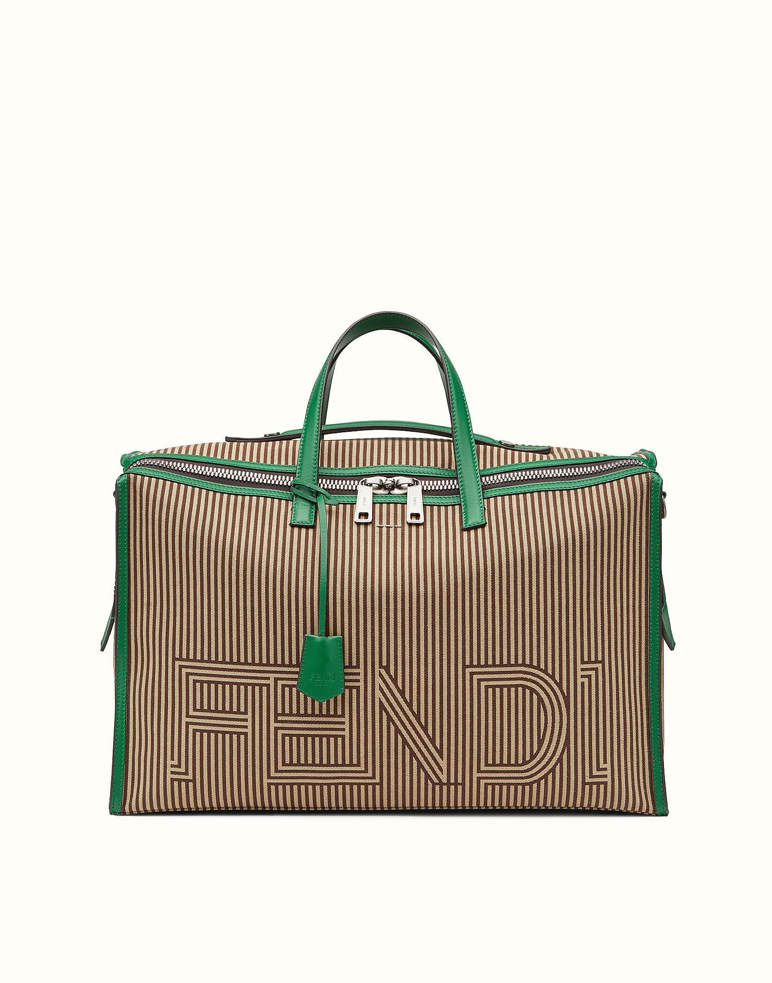 d9419313c53f Lyst fendi travel bag travel bag in green for men jpg 1500x1910 Fendi  luggage bags