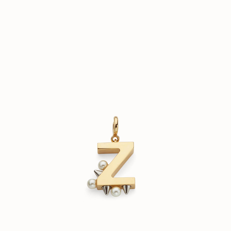 95e604fe95e9 Lyst - Fendi Abchic Z in Metallic