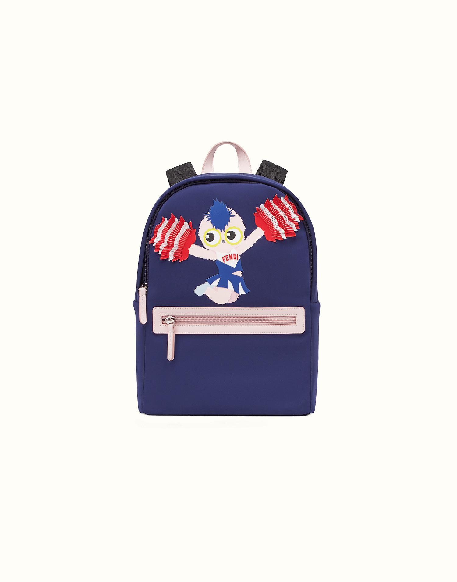 Fendi Baby Backpack Baby Backpack in Blue