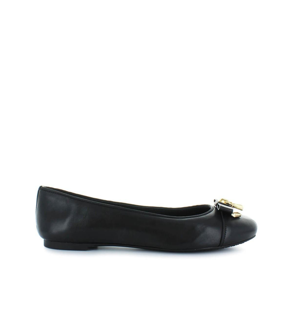 d1383ace6 MICHAEL Michael Kors. Women s Black Alice Leather Ballet Flat. £104 From Ferraris  Boutique