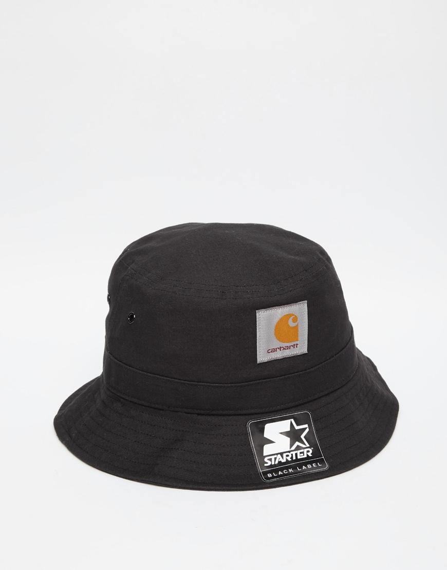 92e32decfc2 Lyst - Carhartt WIP Carhartt Watch Bucket Hat in Black for Men