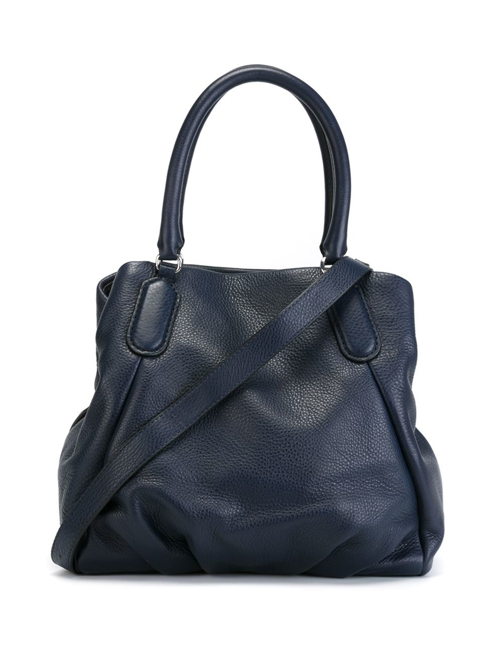 marc by marc new q fran tote bag in blue lyst