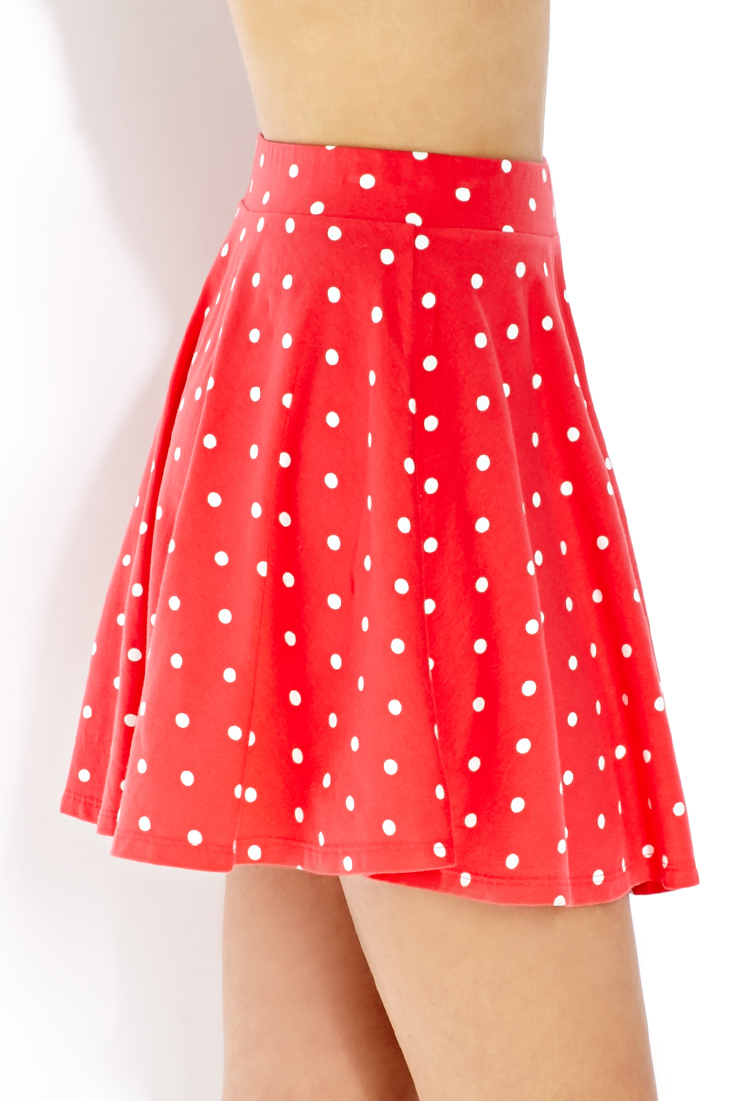 Polka Dot Clothes & Decor Polka Dot Dresses Polka Dot Clothing Print Fashion Dresses You Sassy Thing Skater Skirt in Black Dotted $ Daily Delights Pullover Sweater $ Woven A-Line Skirt with Pockets in Black Dot $ $ $