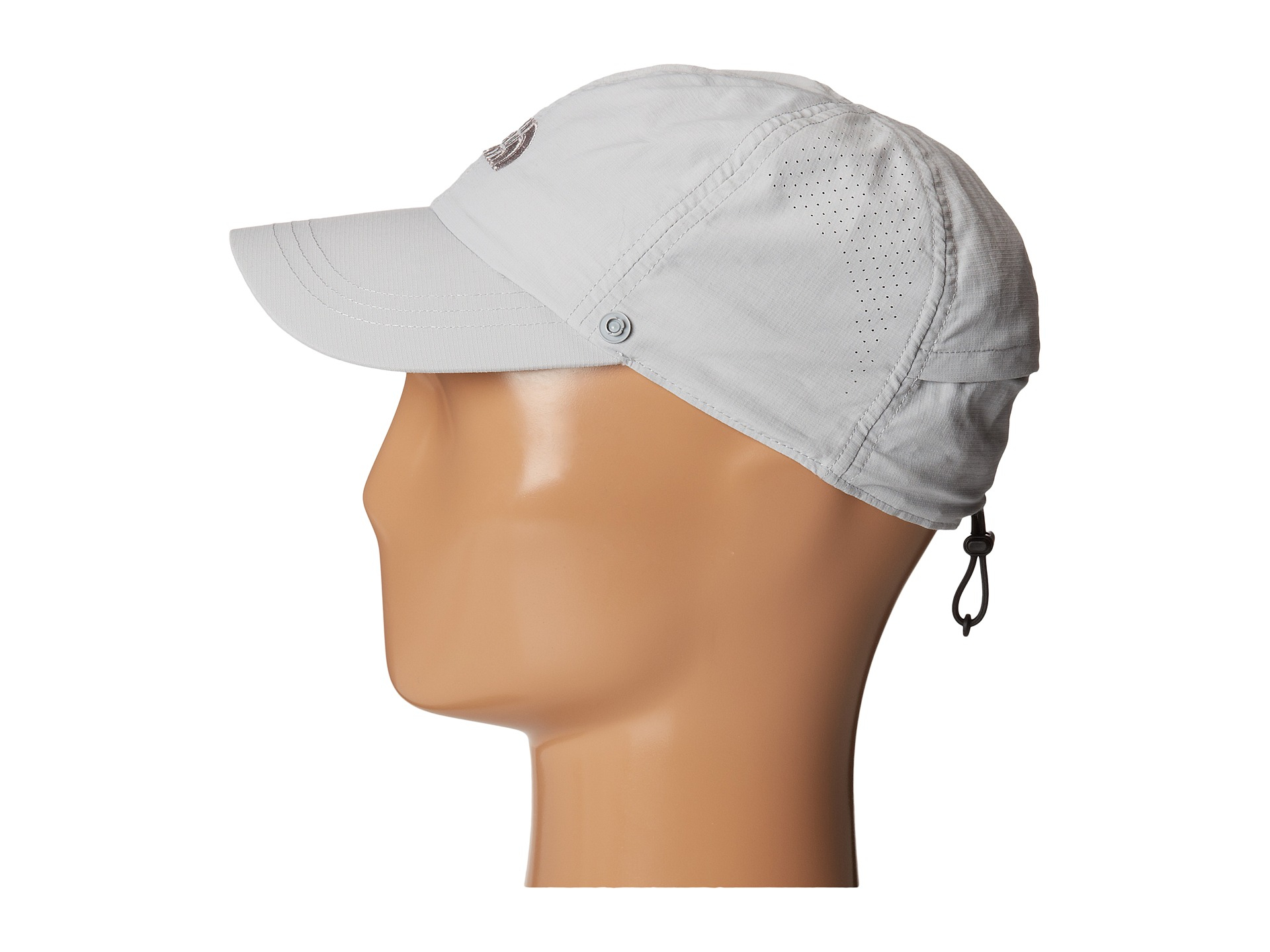 Lyst - The North Face Sun Shield Ball Cap in Gray 688d87d8ef9