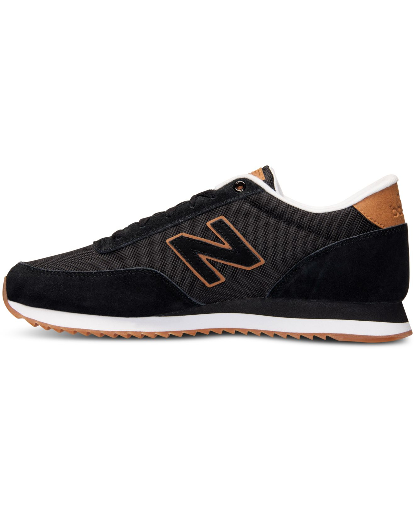 new balance s 501 ripple sole casual sneakers from