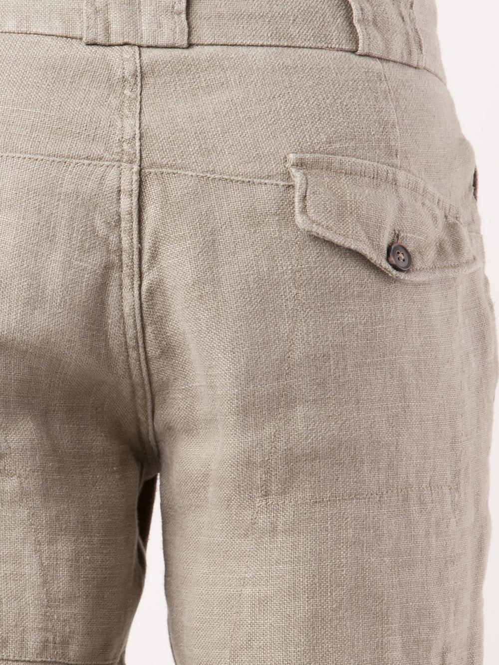 Michael Bastian Hiking Trousers in Green for Men