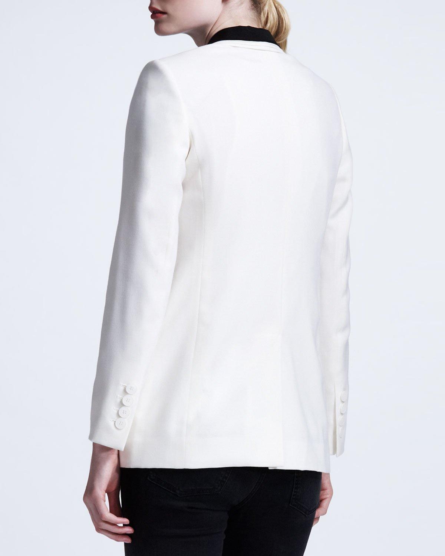 Lyst Stella Mccartney Womens Triple Lapel Tuxedo Jacket