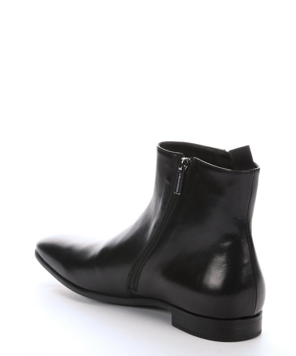 free shipping 2014 unisex discount find great Giorgio Armani side zip boots 43Ojc