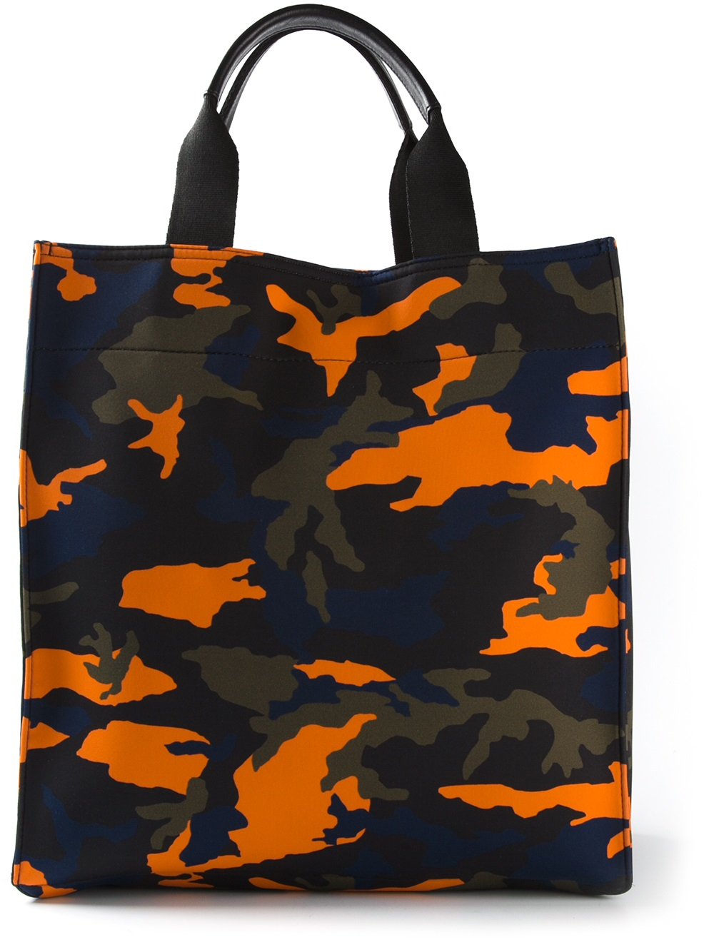 Givenchy Camouflage Tote In Multicolor For Men Black Lyst
