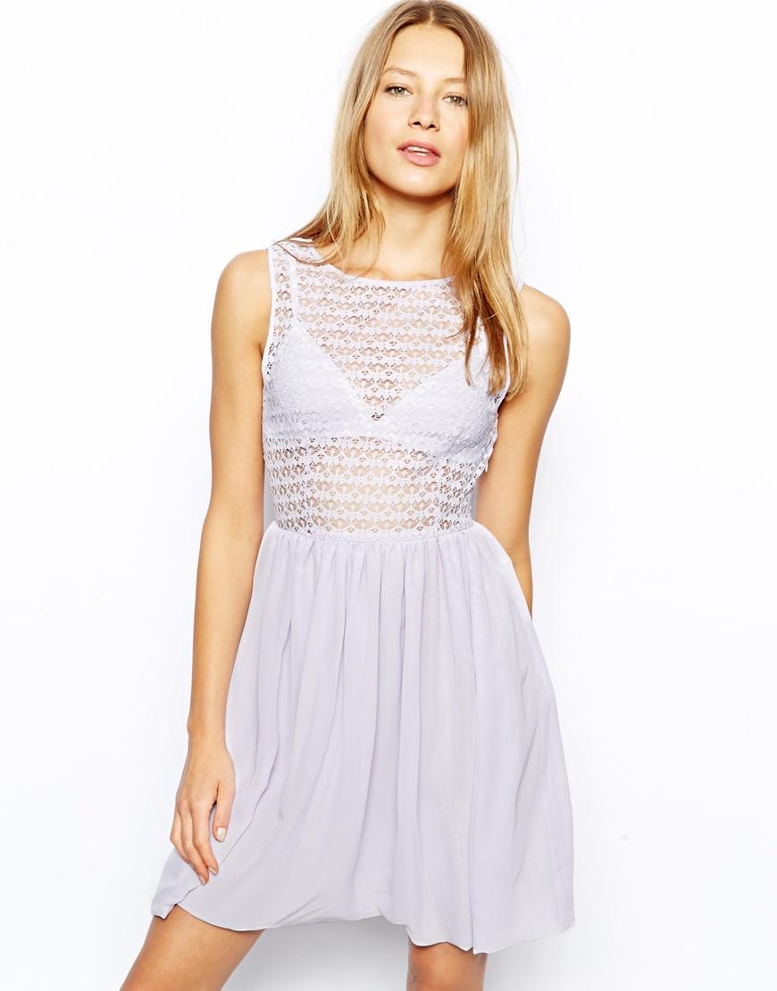 d29007f710a3d Gallery. Women s Slip Dresses Women s Color Blocked Dresses Women s  Adrianna Papell Lace ...