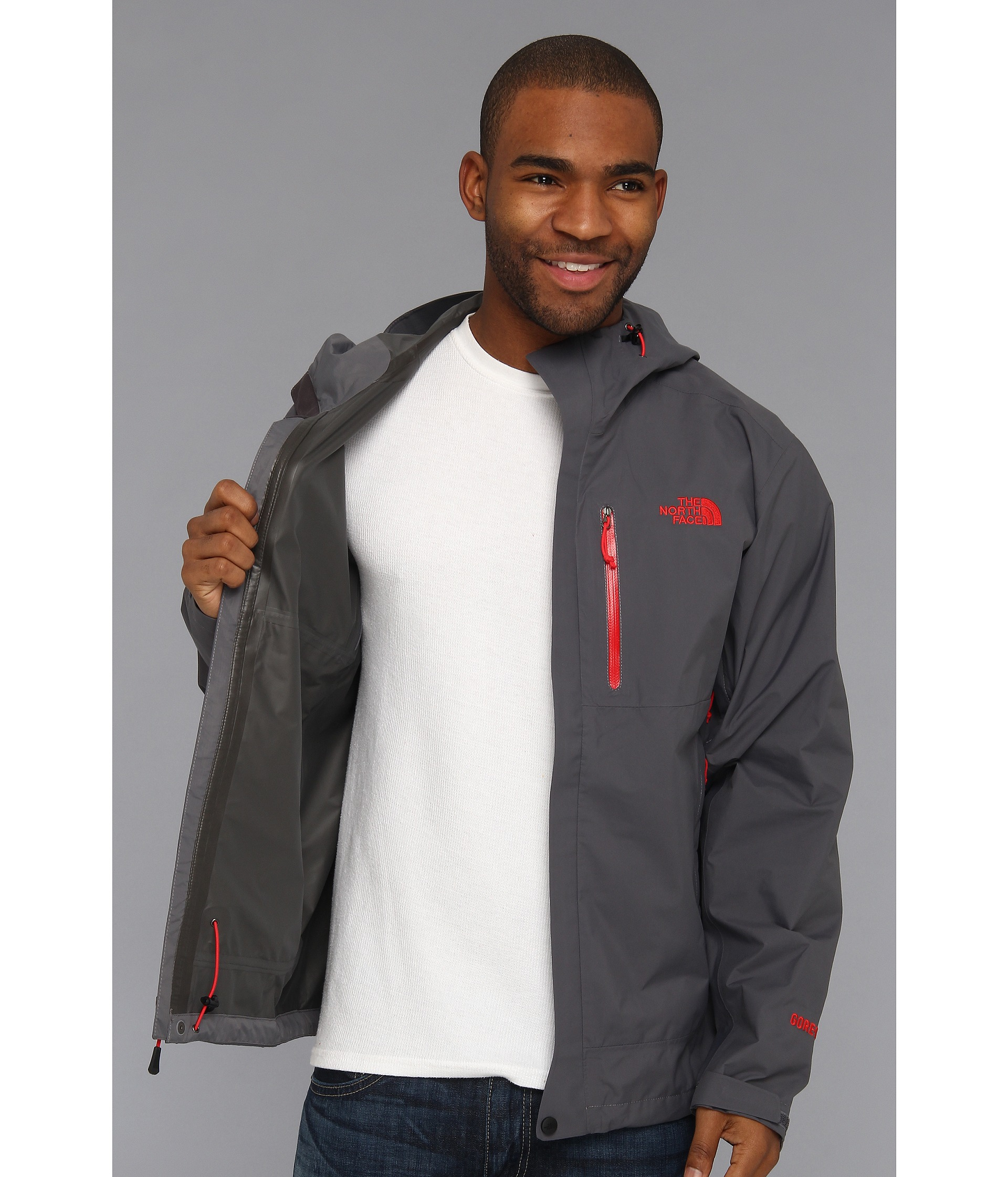86f62a6ef Men's Gray Dryzzle Jacket