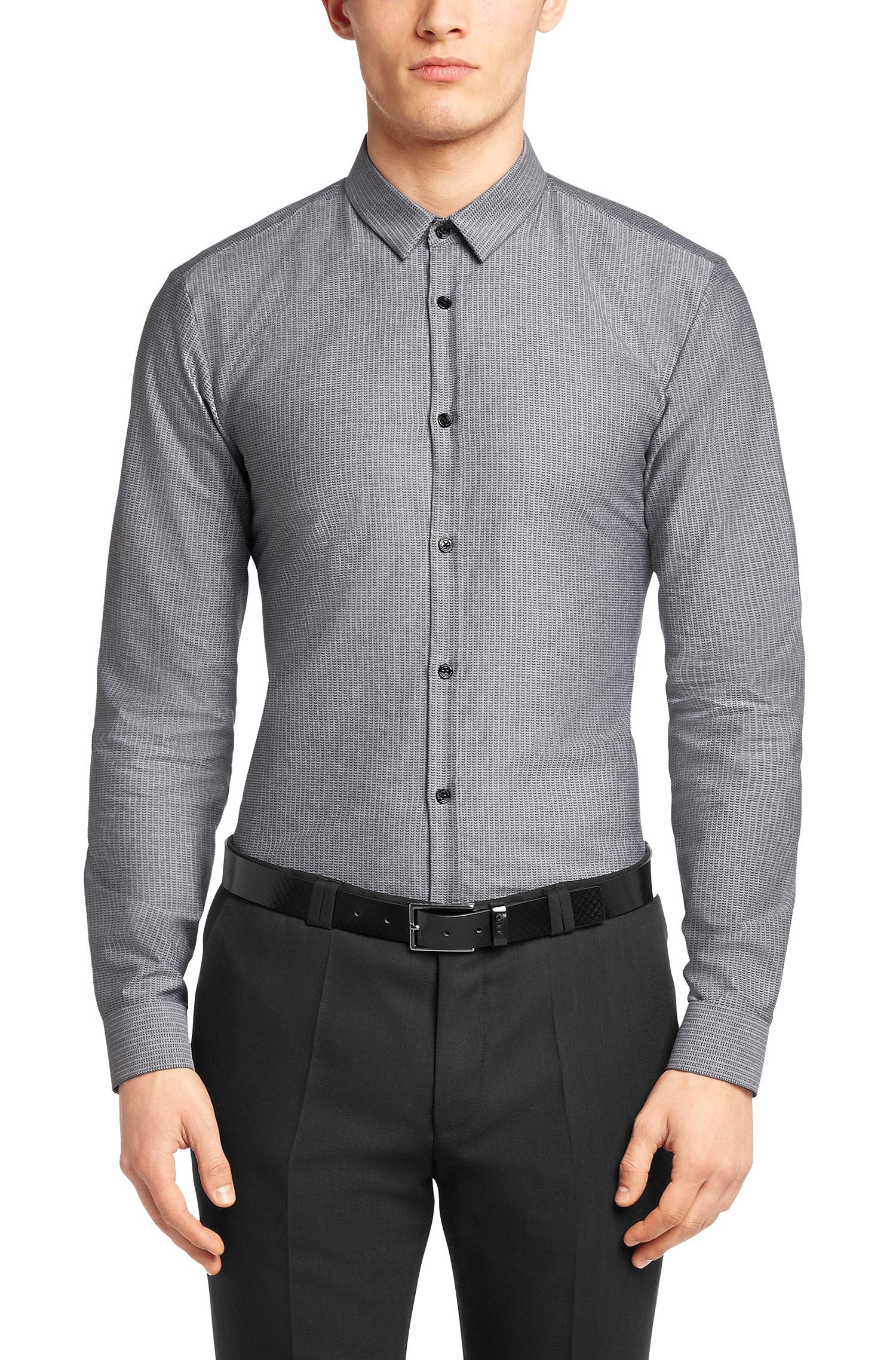 Lyst Hugo Ero Slim Fit Cotton Button Down Shirt In