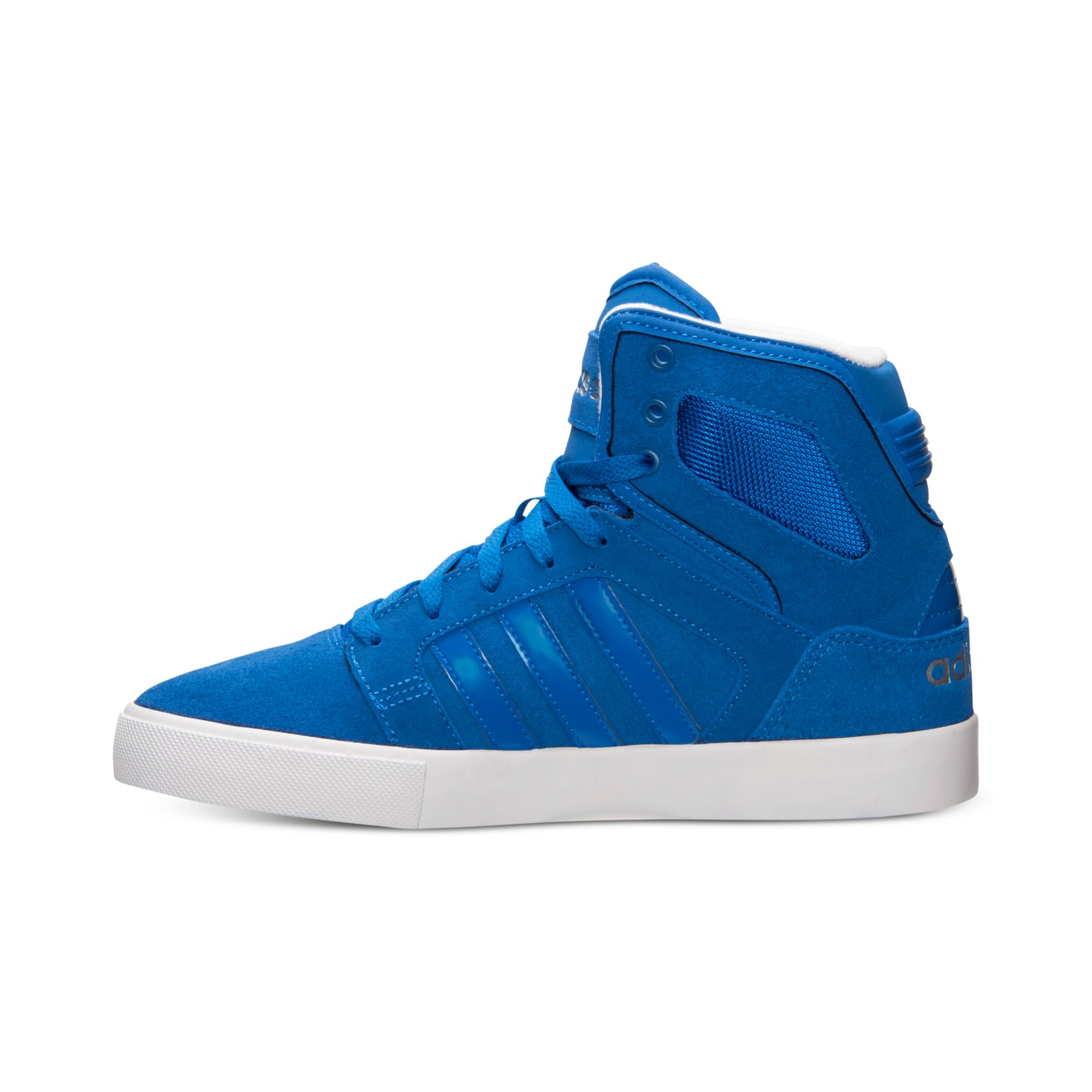 adidas s bbneo hi top casual sneakers from finish line