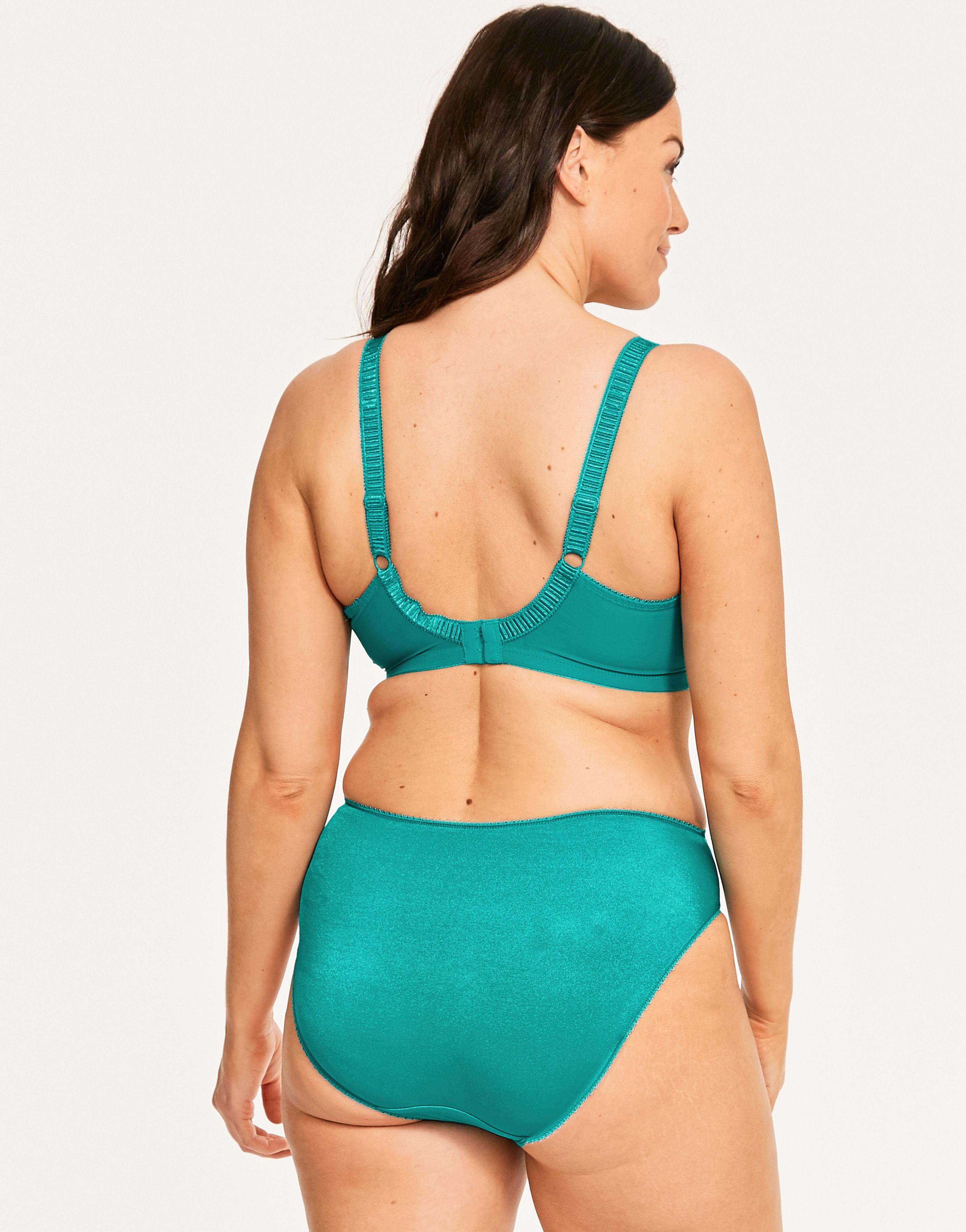 3c403ac3f229c Elomi Cate Underwired Full Cup Banded Bra in Blue - Lyst