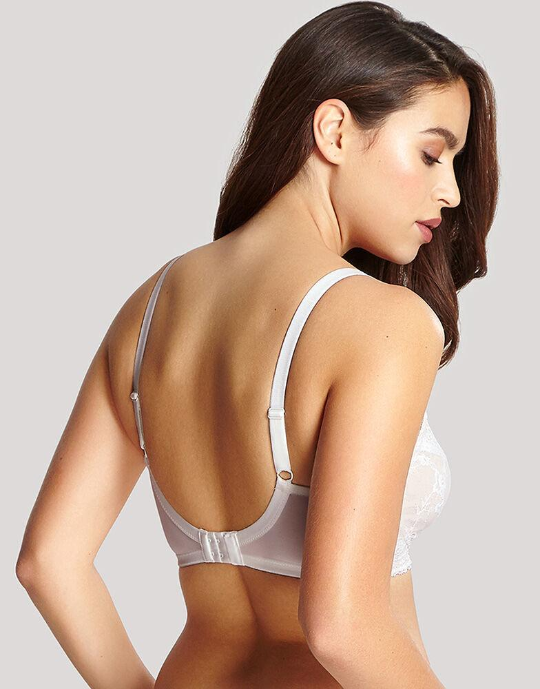 Panache Lace Sophie Non-wired Nursing Bra in Natural