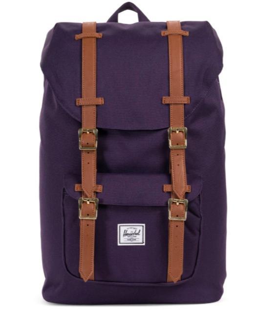 b5a542a02a1 Lyst - Herschel Supply Co. Little America Mid-volume Backpack ...