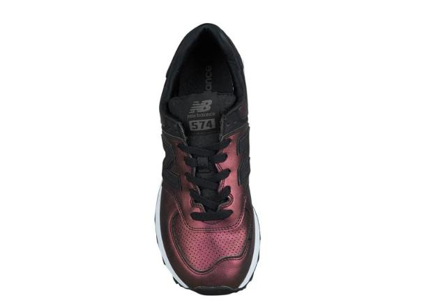 sports shoes 51a70 b1771 New Balance Women Wl574ksb Classic Sneakers, Black/ Dark Sheen Pack