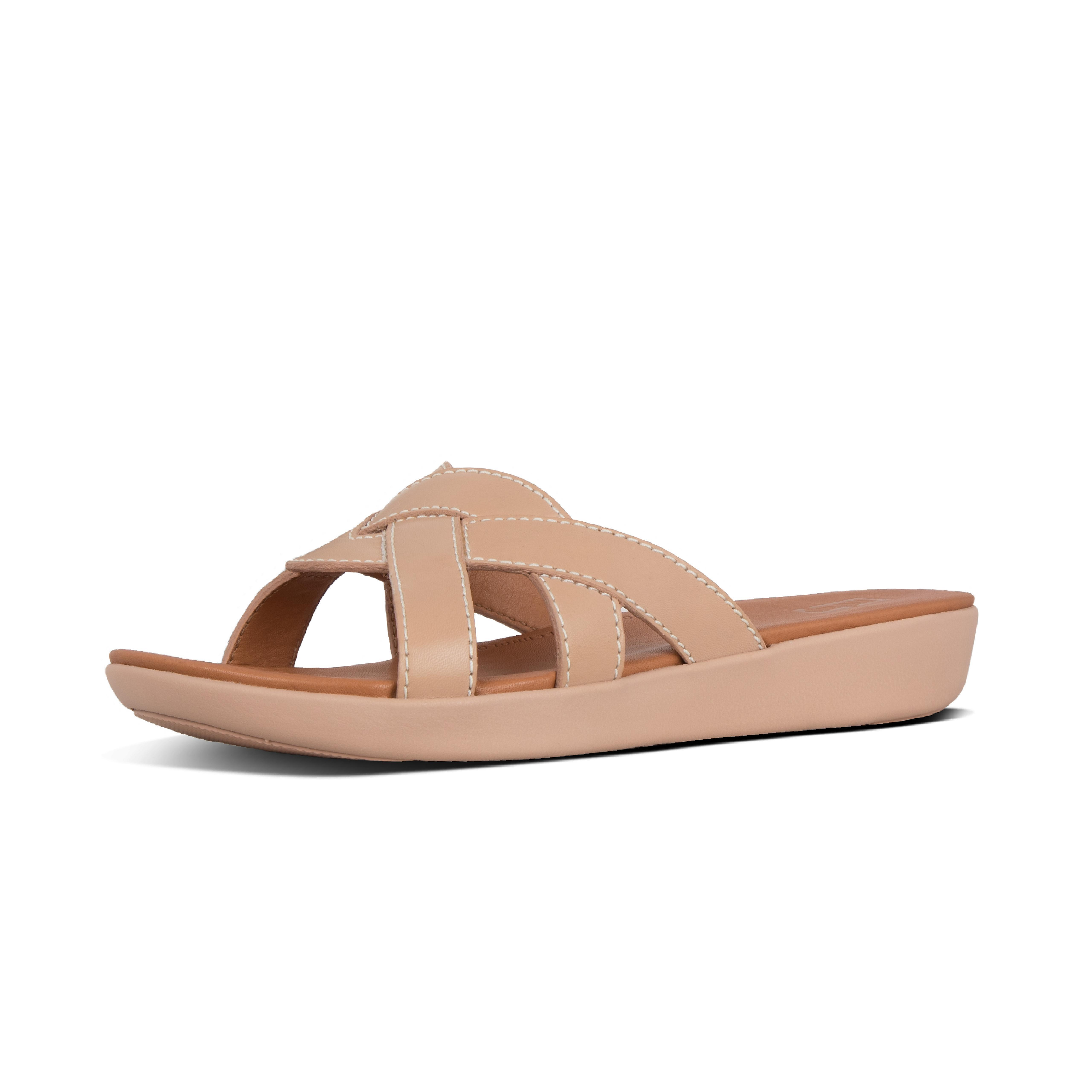 Fitflop Leather Elyna - Lyst
