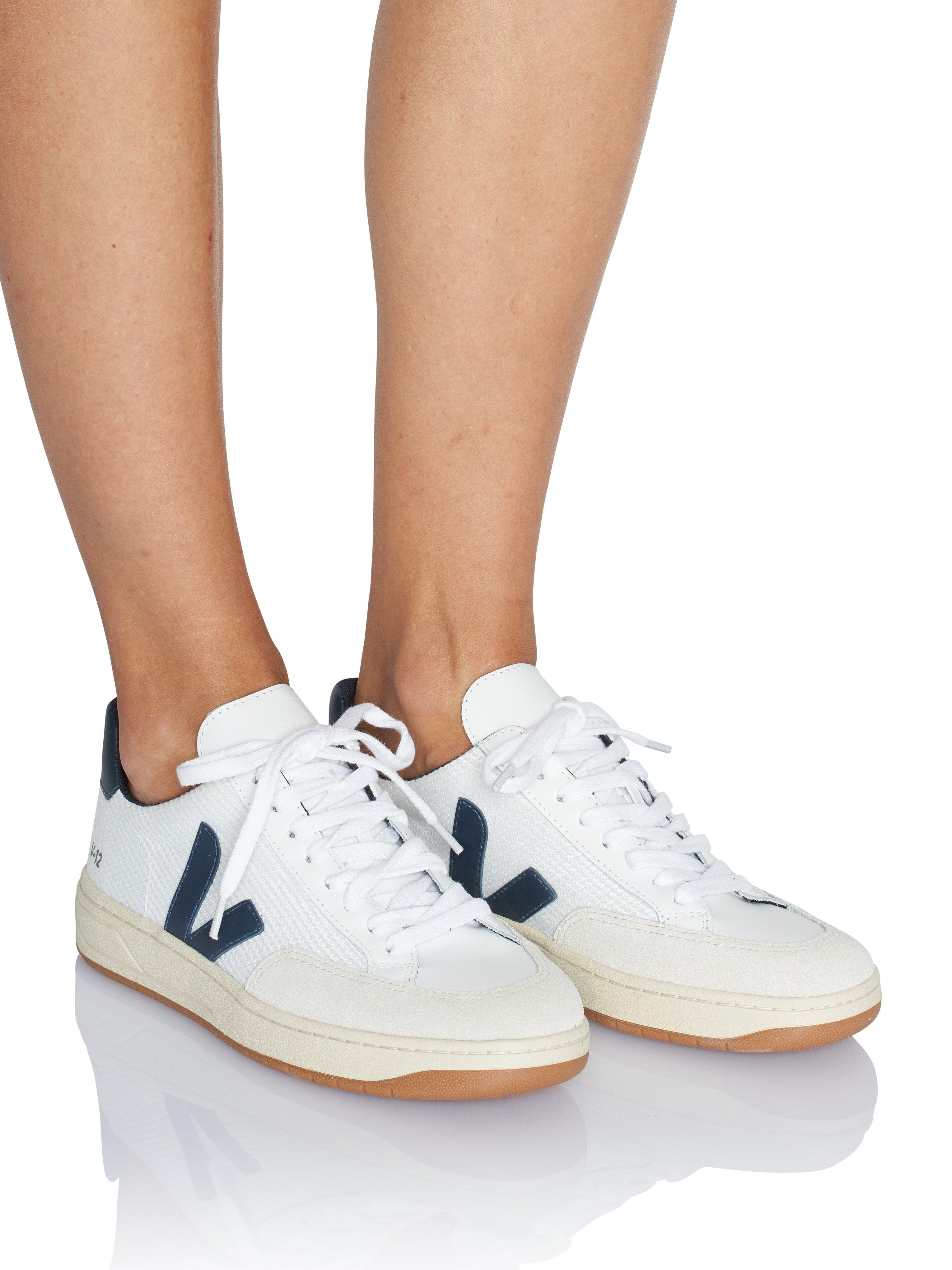 Chaussures Veja / VOLLEY / Lacets Blanc Toile Coton