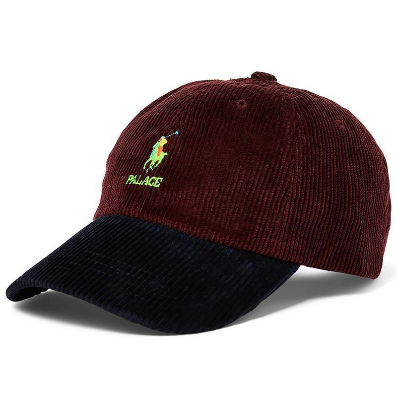 Lyst - Ralph Lauren Two-tone Palace Corduroy Hat By for Men d14e966b5c25